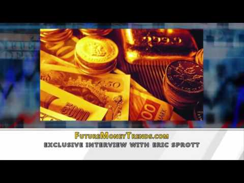 Eric Sprott, Gold & Silver Update | Future Money Trends 2016