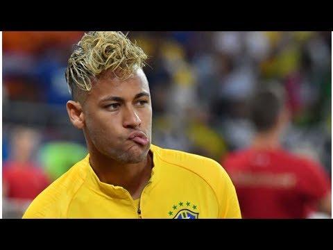 Wm 2018 Neymar Andert Seine Frisur Vor Nachstem Brasilien Spiel