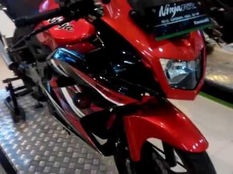 Review Kawasaki Ninja RR 150 Spesial Edition 2015