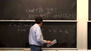 Lec 14 | MIT 5.80 Small-Molecule Spectroscopy and Dynamics, Fall 2008