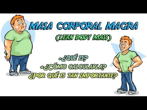 calculadora peso corporal magro