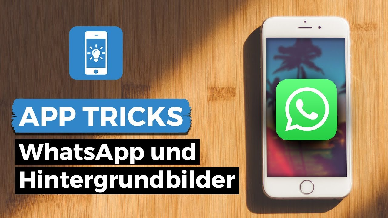Whatsapp hintergrund iphone 6