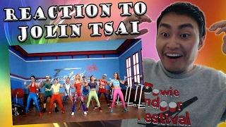 Jolin Tsai - PLAY (REACTION)