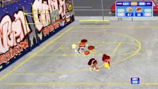 Backyard Basketball - #15 Bricks vs #12 Chuckers (CoC)