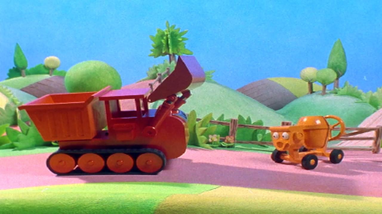 Download Bob the Builder Classics | Scary Spud | Season 1 Ep 12 | Mega Machines