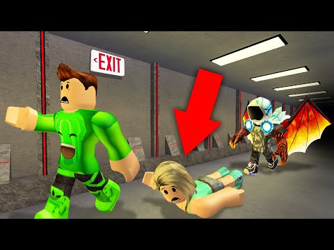 RUN Or Get CAUGHT By The BEAST! (Roblox)
