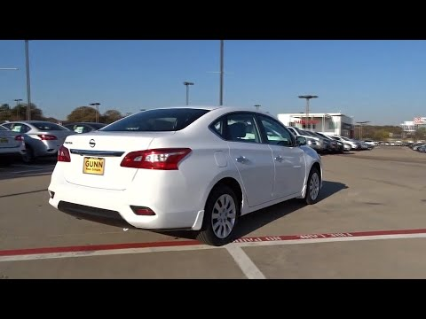 2018 Nissan Sentra Denton, Dallas, Fort Worth, Grapevine, Lewisville, Frisco, TX D80054