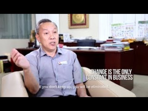 Rethink Retail. Advance Careers. – Sheng Siong | Change is the only constant in business