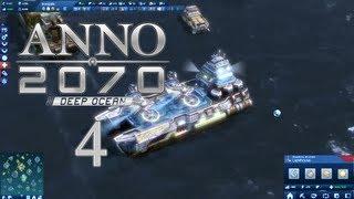 Anno 2070 Deep Ocean Ep 4 - Atlas Aircraft Carrier