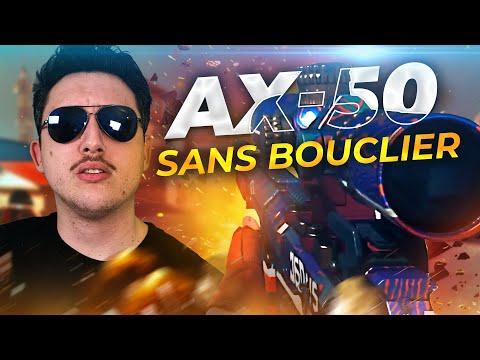 TOP 1 AVEC L'AX-50 SANS BOUCLIER (+20 KILLS)