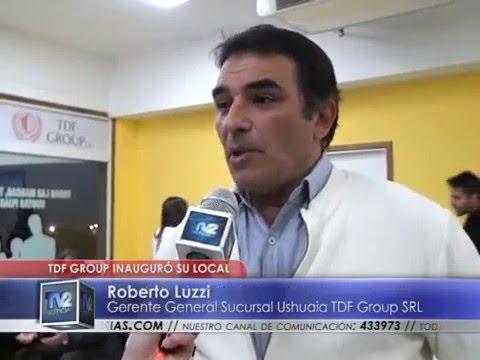 TDF GROUP inauguró su local | Interés General | 02/03/2016 - TV2 Noticias