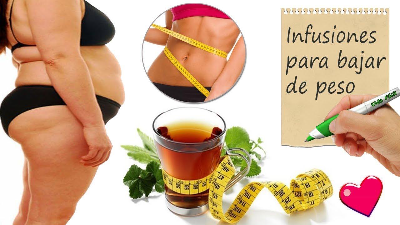 infusion para perdida de peso