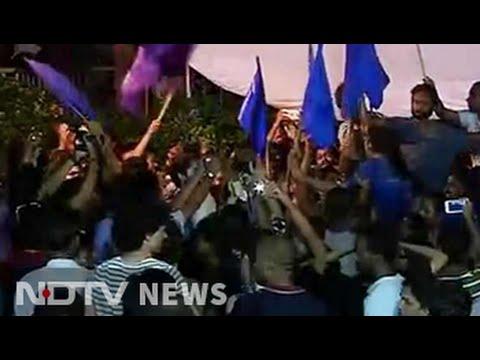 Left alliance sweeps JNU students' union elections
