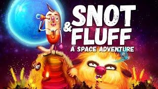 Snot & Fluff - Kids Story Book