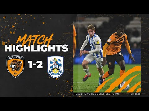 Hull City 1-2 Huddersfield Town | Highlights | Sky Bet Championship