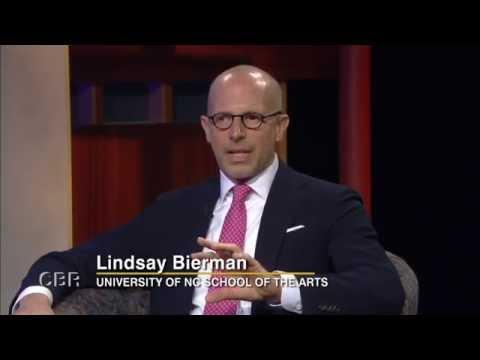 Lindsay Bierman, Chancellor, University of North Carolina School of the Arts