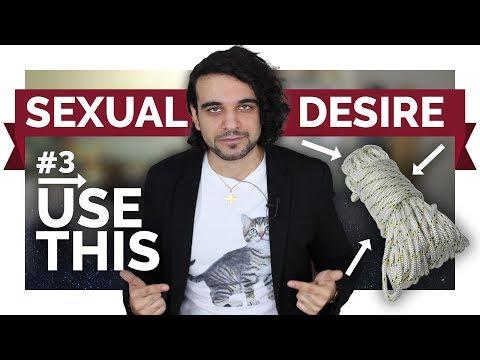 Sexual tension men