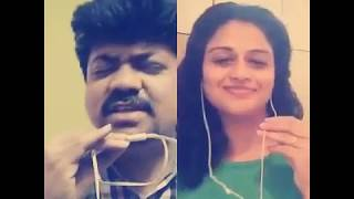 Vanithamani Tamil Smule Song With Vidhuvivek