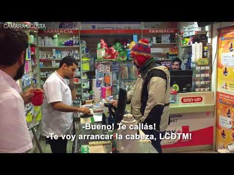📹 Cámara Oculta - Versión Extendida •LOS FARMACÉUTICOS• Rodriguez Galati #MisaCochina