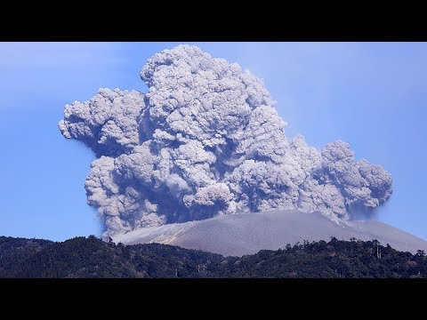Grand Solar Minimum Update - Japan Volcano Erupts - South African Flooding - European Wine Losses