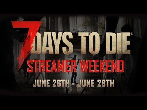 7 Days To Die A19 b152! ОБЗОР НОВИНОК 19 АЛЬФЫ! (СТРИМ | RU)
