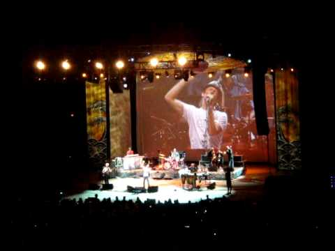 Jason Mraz - All Night Long (cover) - Live at Jones Beach 8.7.09 mp3