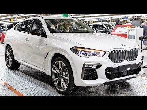 BMW Plant Spartanburg >> 2020 Bmw X6 Production Bmw Plant Spartanburg