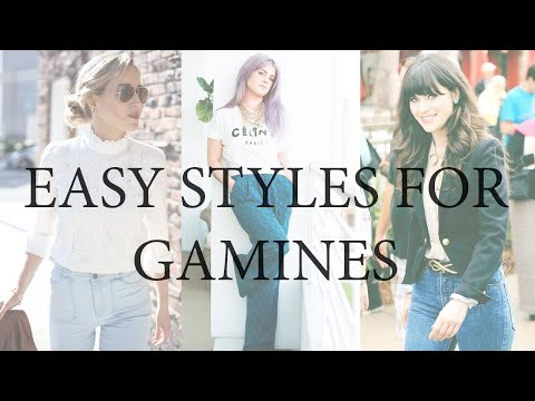 Repeat Shopping for KIBBE GAMINES l Basic White T and Jean