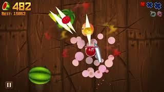 Truly Basic - Fruit Ninja Classic - Classic Gameplay