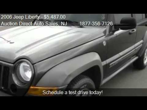 2006 Jeep Liberty Sport 4x4 - for sale in Jersey City, NJ 07