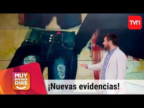 Pruebas inéditas: La ropa que uso Johanna Hernández el día del crimen | Muy buenos días