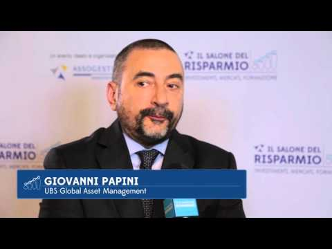 UBS Global Asset Management - Giovanni Papini al #SdR16