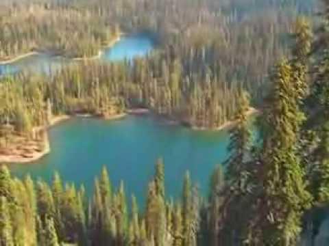 Sky Lakes Wilderness - Cascade Trekker