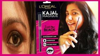 Review :Loreal Paris Kajol Magique Thumbnail