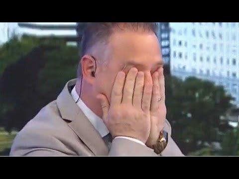 Periodista rompe en llanto al ver el país que deja Macri