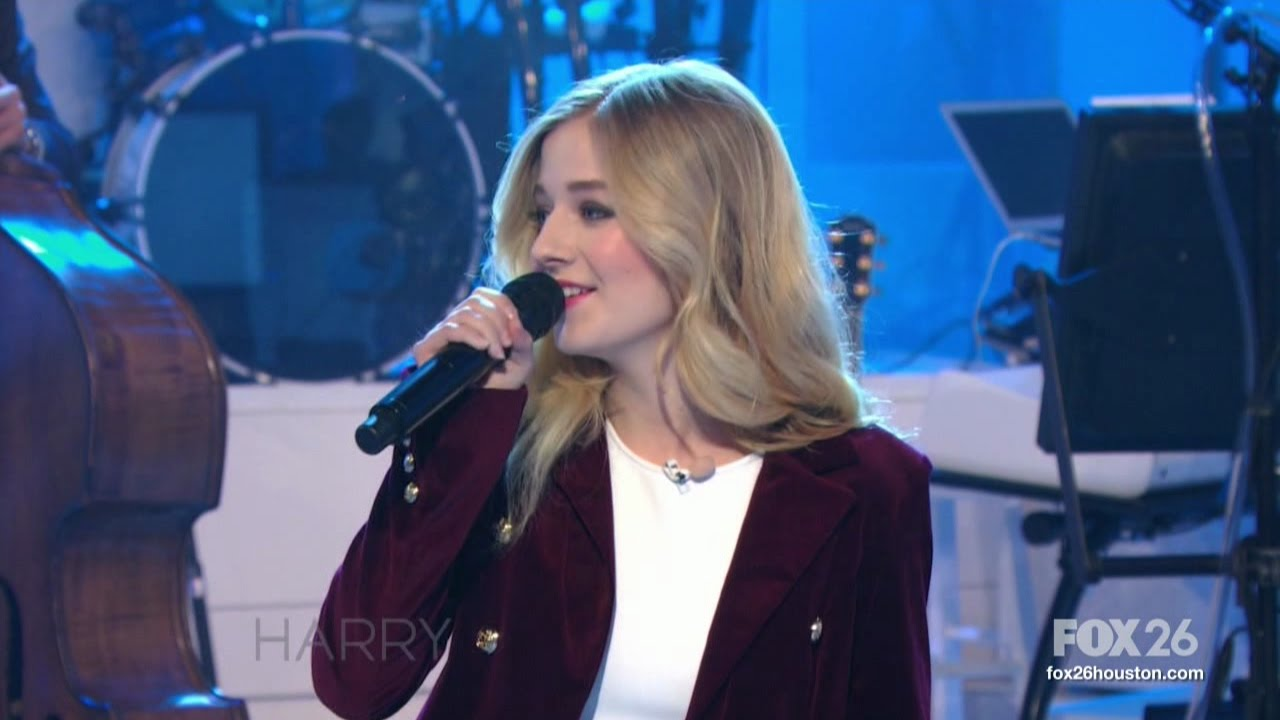 Jackie Evancho Someday At Christmas.Jackie Evancho On Harrytv Com Someday At Christmas