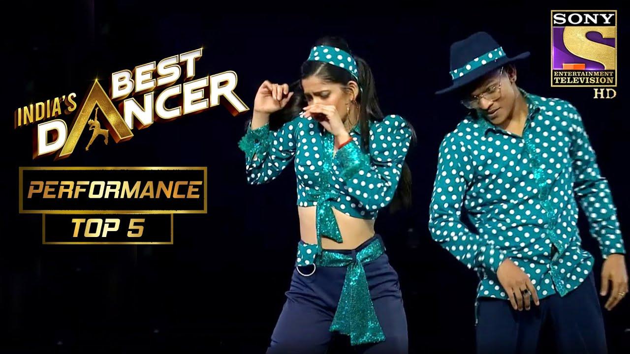 Download Tiger और Vartika ने दिखाया Retro Style का Essence | India's Best Dancer | Best Of Top 5