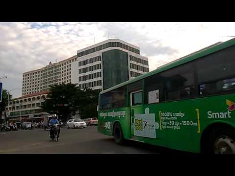 Intercontinental Hotel in Phnom Penh City