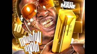 Gucci Mane- Mouth Full of Gold (ft. Birdman) BASS BOOSTED