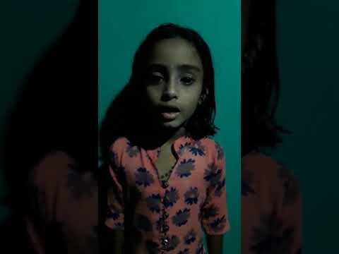 Kazhinju poya Kalam cover song sing a kid