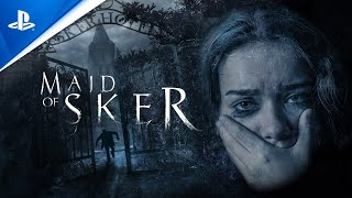 Maid of Sker | Gameplay Trailer | PS4