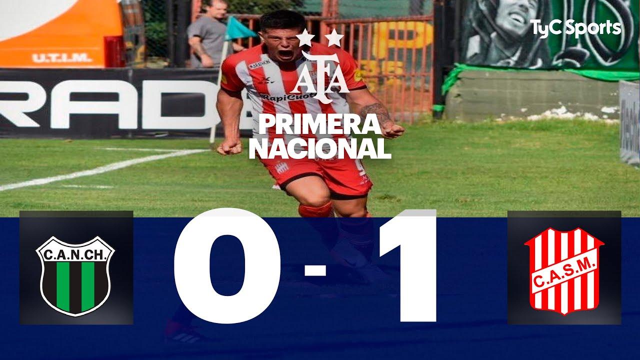 Nueva Chicago 0-1 San Martín (T) | Primera Nacional