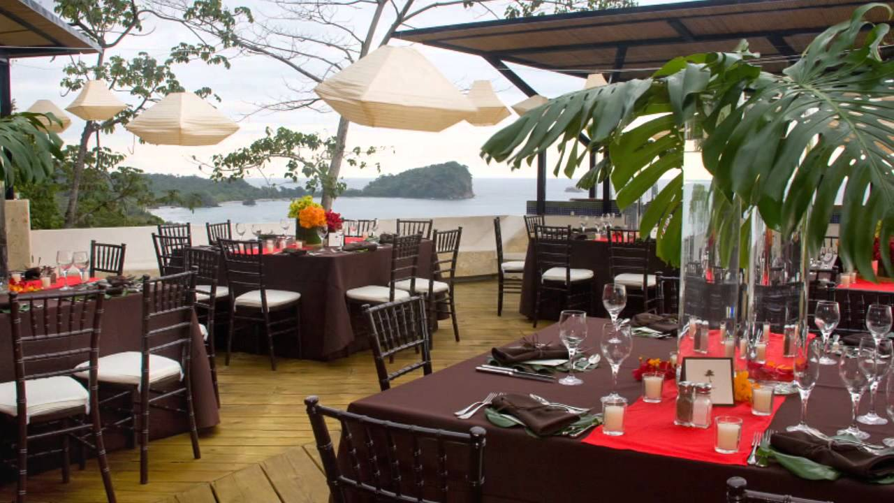 Weddings costa rica villa punto de vista luxury villa for Luxury villa costa rica