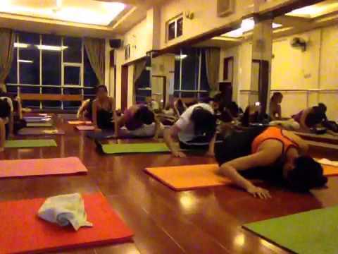 v yoga vietnam