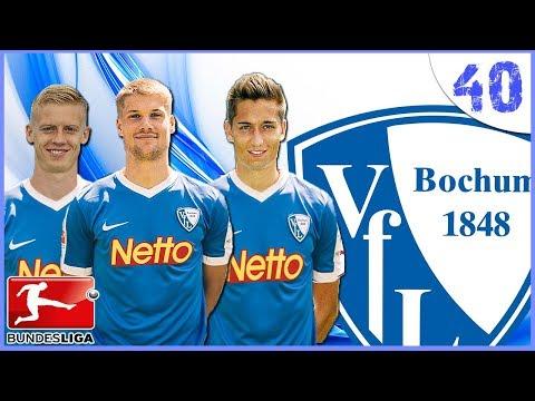 ШАМПИОНСКА ЛИГА! #40 - FIFA 17 Bochum Career Mode