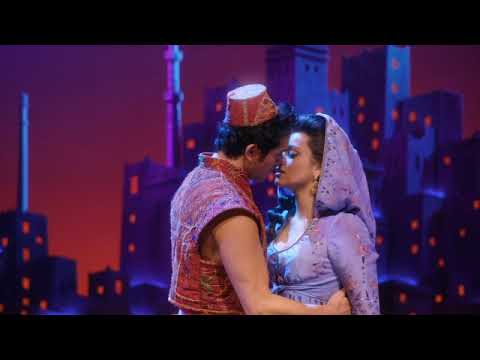 Disney's Aladdin at the Boston Opera House