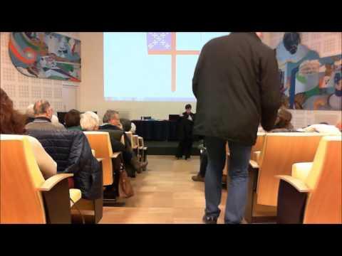 M.  Maria Vittoria Longhitano - conferenza a Segrate del  29/11/16