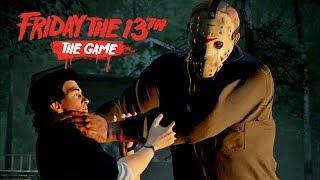 阿津 十三號星期五 Friday the 13th The Game #8 傑森別再睡了