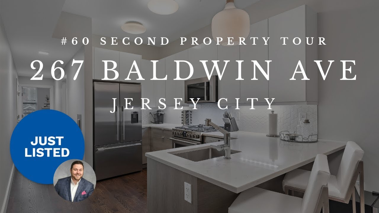 267 Baldwin Ave Unit 201 Jersey City - Just Listed by Chris Ozar