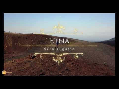 Villa Augusta Sicily - Great Etna view